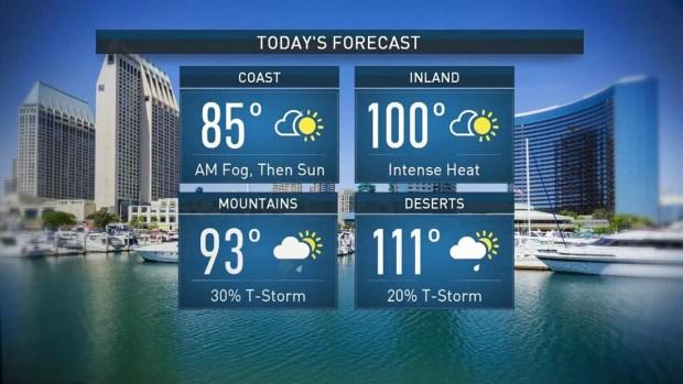 [DGO] Jodi Kodesh's AM Forecast for August 31, 2017