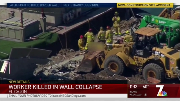 [DGO] Worker Crushed in Concrete Wall Collapse