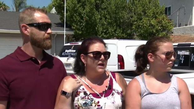 [DGO] El Cajon Family Speaks After Teen's Body Found in Arizona