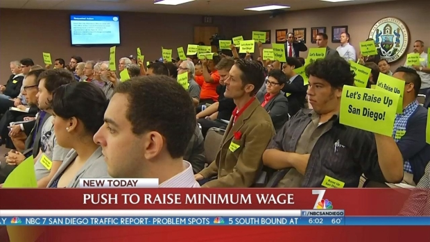 [DGO] City Council to Discuss Minimum Wage Increase