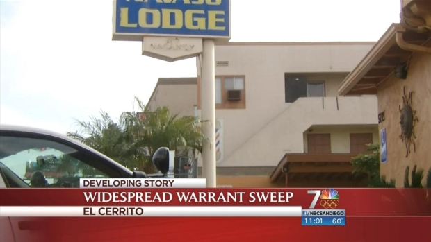 [DGO] Officials Conduct Countywide Warrant Sweep