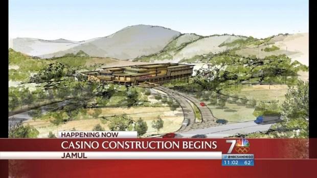 Hollywood casino jamul location
