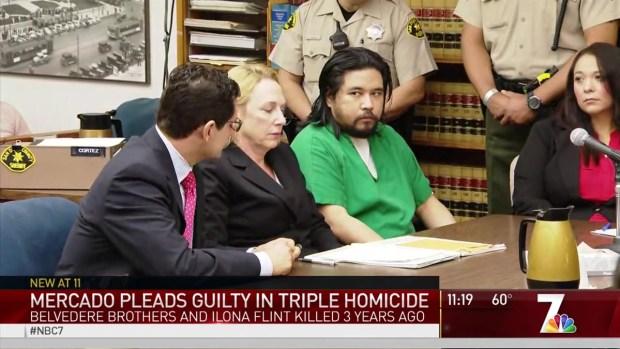 Carlo Mercado Pleads Guilty in Triple Homicide