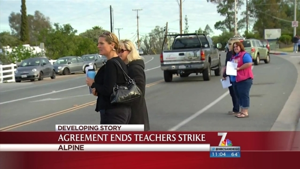 [DGO] Alpine Teacher's Strike Ends