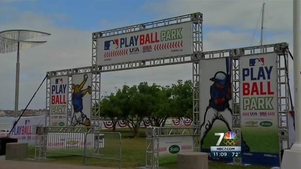 [DGO] Play Ball! MLB All-Star Events Begin