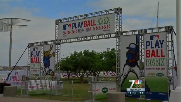 [DGO] Play Ball! MLB All-Star Events Begin