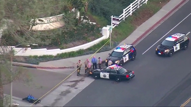 Armed Robbery Suspect Shot by Deputies in Encinitas