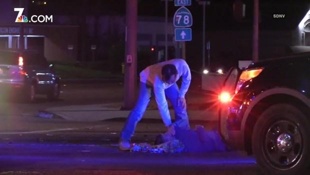 [DGO STRINGER] Man Struck, Killed While Helping Stalled Vehicle