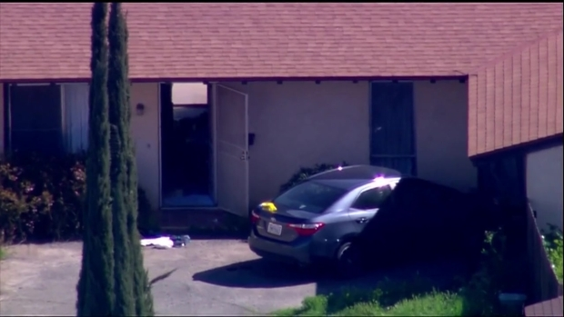 [DGO] Police Shoot Man in Escondido Home
