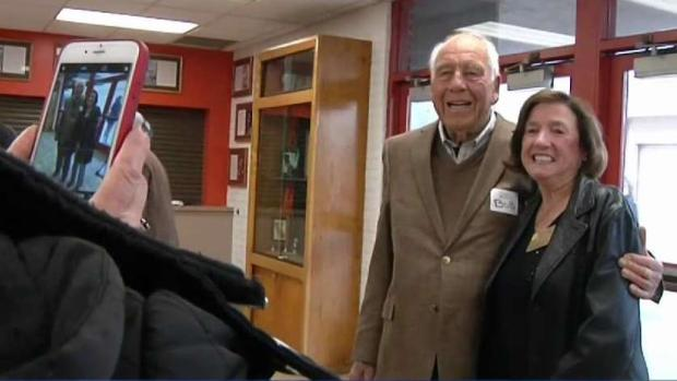 Escondido Honors Bob Wilson With 90th Birthday Party