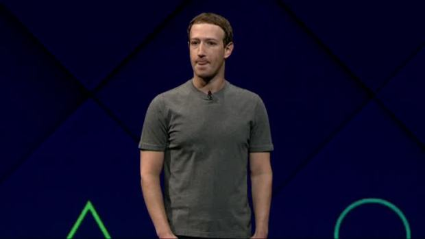 [NATL] Zuckerberg Talks About Difficulty of Policing Disturbing Materials on Facebook