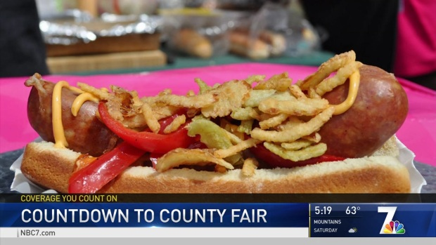 San Diego County Fair Show-Stealers: Food to Expect This Year