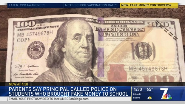 [DGO] Police Question Kids with Fake Cash Without Parents' Consent
