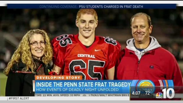 [NATL-PHI] Family of Timothy Piazza Breaks Silence