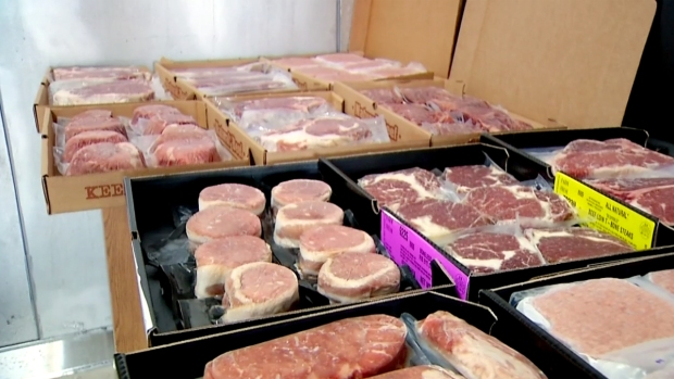 NBC 7 Investigates: Drug-Carrying Teacher's Aide and Bad Meat Deliveries