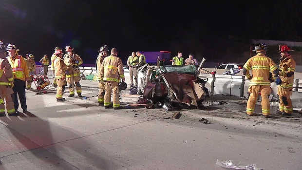[G] 2 Killed, 4 Injured in Wrong-Way DUI Wreck