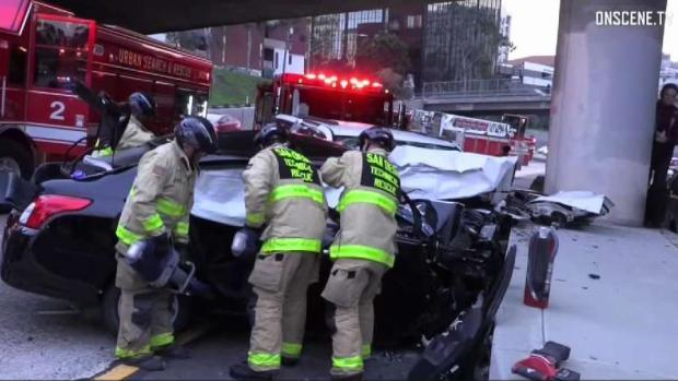 [DGO] Fatal Wrong-Way Crash on I-5 in Downtown