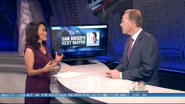 [DGO] Mayor-Elect Kevin Faulconer Ready to Get to Work