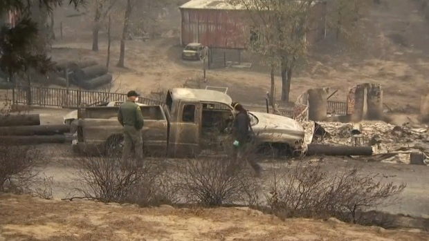 [NATL] 63 Dead, 631 People Unaccounted For in Camp Fire