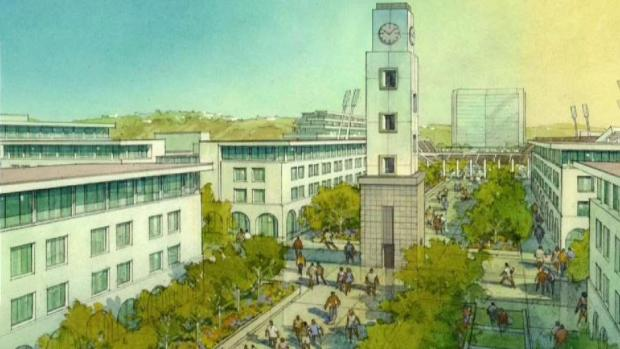 [DGO] First Look at Details for SDSU Mission Valley Plan