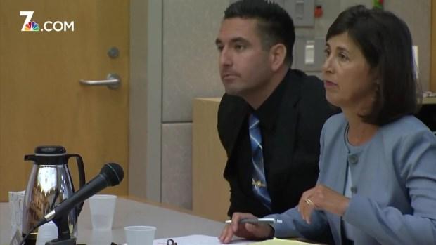[DGO] Former Sheriff's Deputy Pleads Guilty to Assaulting Multiple Women