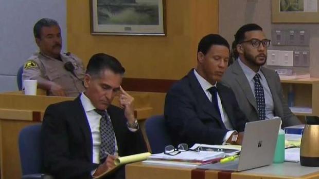 [DGO] Former NFL Player Kellen Winslow Jr. Back in Court
