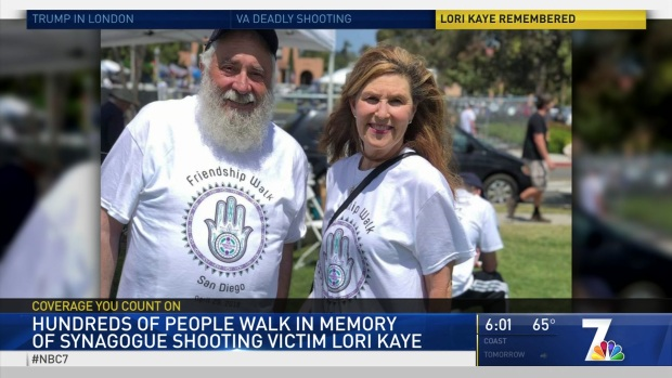 [DGO] The Friendship Circle Walk in Memory for Lori Kaye
