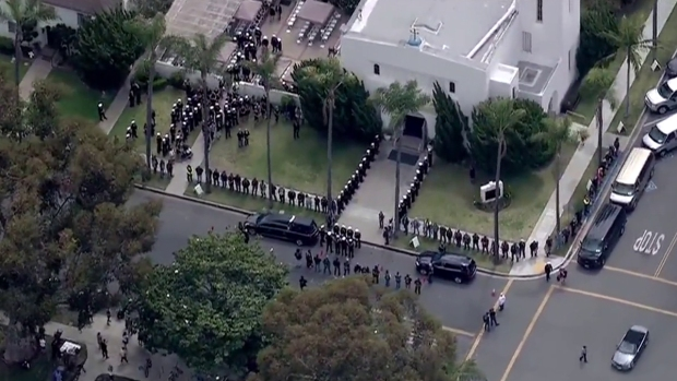 Images: Navy Chief Special Warfare Operator Charles Keating IV Laid to Rest