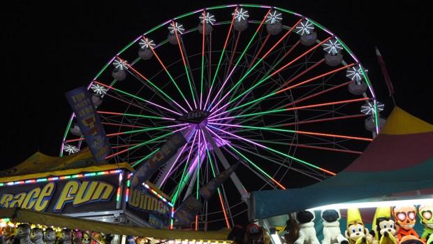 2017 San Diego County Fair Opens