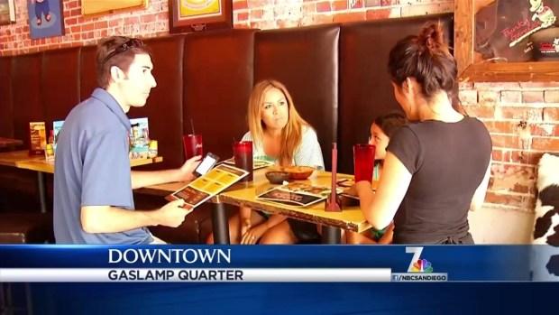 [DGO] Restaurants Adjust for New San Diego Minimum Wage