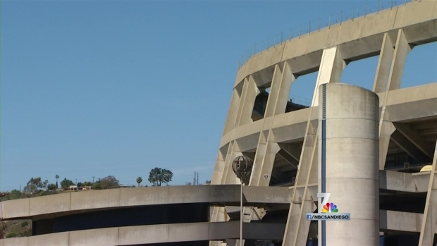 [DGO] Qualcomm Stadium Site Burdened by Legal Issues