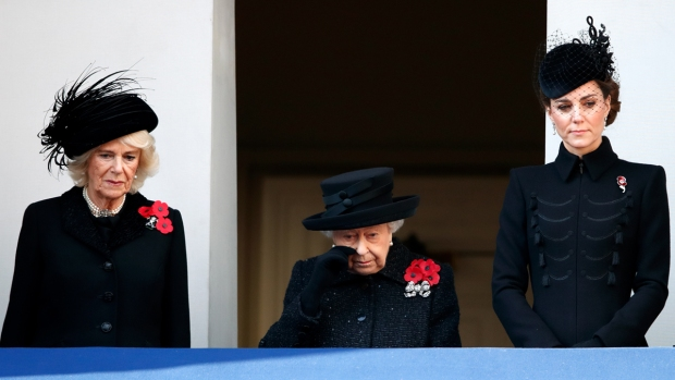 Royal Family Photos: Remembrance Day