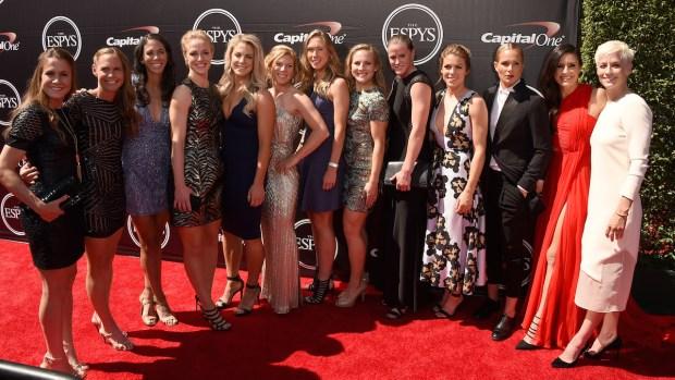 [NATL] ESPY Award Red Carpet