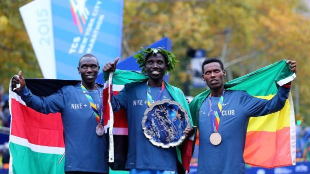 [NATL] 2015 NYC Marathon in Photos