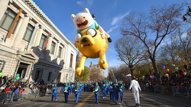 Macy's Thanksgiving Parade Through the Years