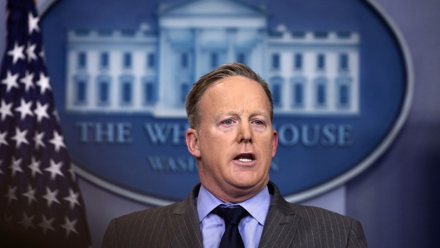 [NATL-DC] Trump Press Sec. Sean Spicer Holds First Briefing