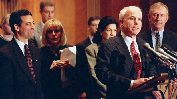 Sen. John McCain's Life in Photos