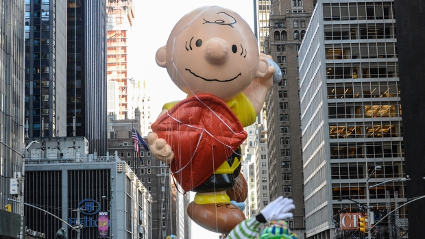 [NATL] Macy's 2017 Thanksgiving Parade in Photos