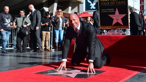 Stars Honored on Hollywood Walk of Fame in 2017