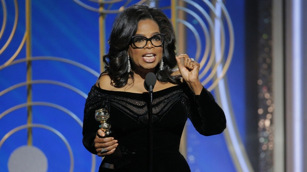Trump doubts Oprah will run for president
