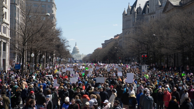 [NATL] 'March For Our Lives' Rallies Across the US and World