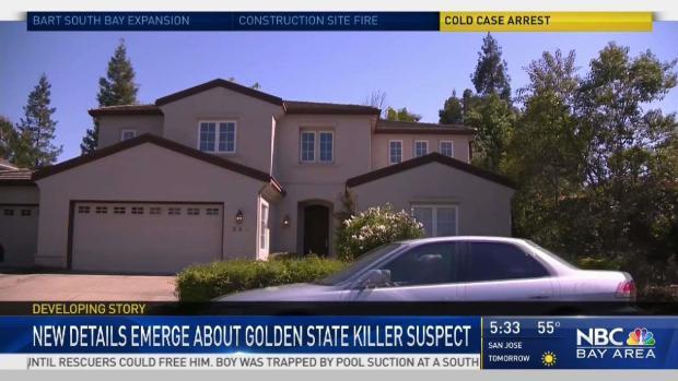 Golden State Killer Suspect Lived Regular Life Before Arrest