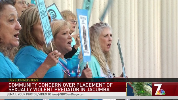 Group Fights Sexually Violent Predator's Release