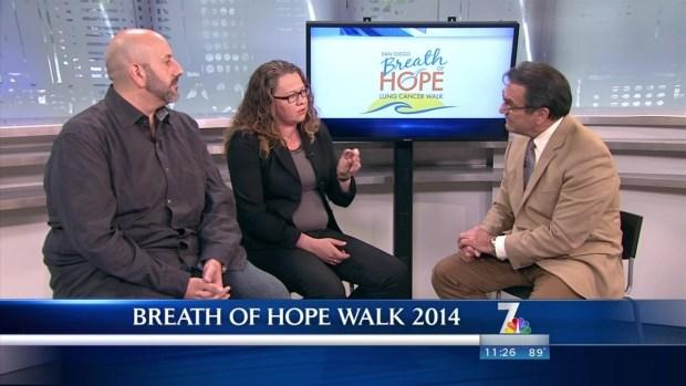Breath of Hope Lung Cancer Walk
