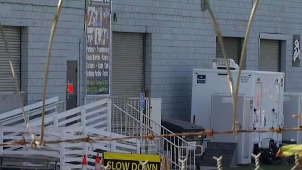 Gym Where Stairwell Collapsed Lacked Proper Permits