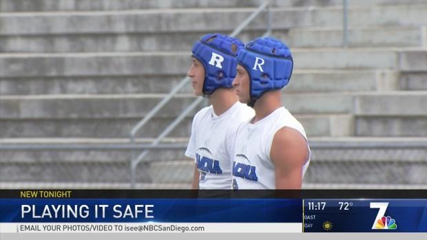 [DGO] Former NFL Pros Teach Safe Tackling to San Diego High Schoolers