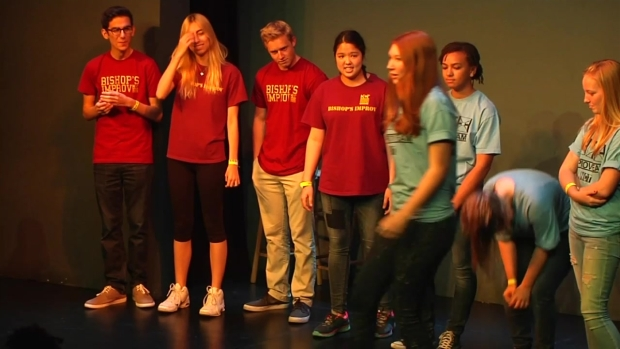 HS Improv Tournament at NCT