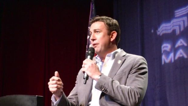 [DGO] US Rep Duncan Hunter Discusses Finance Investigation