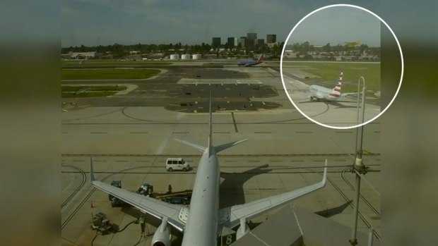 [NATL-LA] Video Shows Harrison Ford's Near-Miss While Landing Plane in California