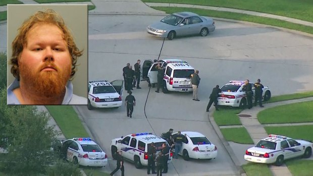 Suspect in Texas Once Lived in San Marcos